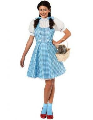 Classic Dorothy Women's Fancy Dress Costume