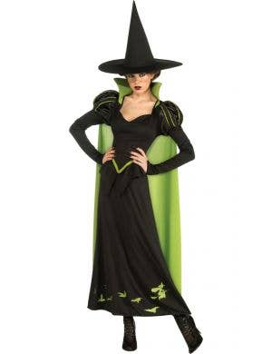 Wicked Witch of the West Deluxe Women's Fancy Dress Costume