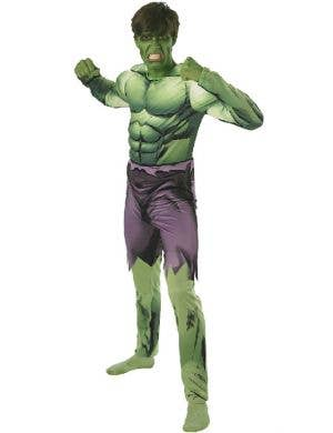 Avengers - Hulk Superhero Men's Costume