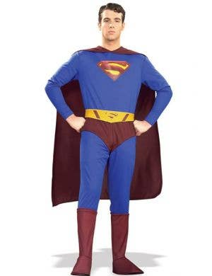 Superman Returns Men's Costume