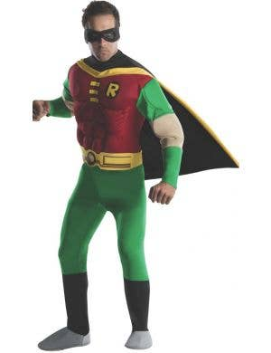 Robin Men's Muscle Chest Costume
