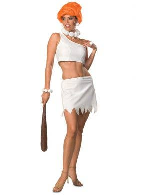 Flintstones Sexy Wilma Women's Cavewoman Costume