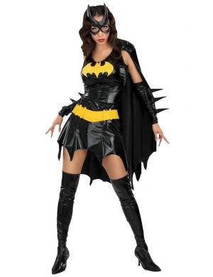 Batgirl Women's Sexy Superhero Costume