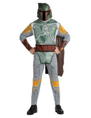 Men's Star Wars Boba Fett Fancy Dress costume