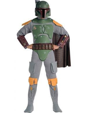 Star Wars Men's Boba Fett Costume Main Image