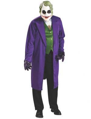 Men's The Joker Batman Movie Character Halloween Costume Main Image