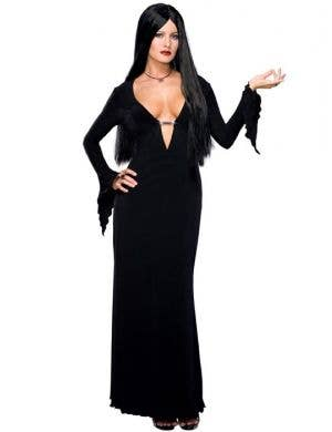 Addams Family - Morticia Sexy Women's Halloween Costume