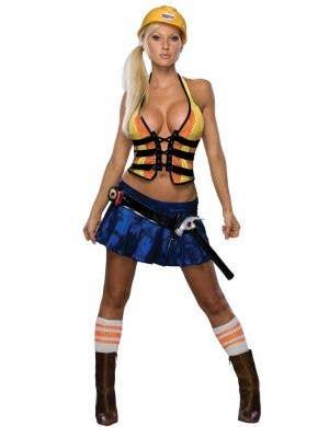 Home Improvement Sexy Women's Builder Costume