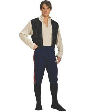 Men's Star Wars Han Solo Fancy Dress Costume