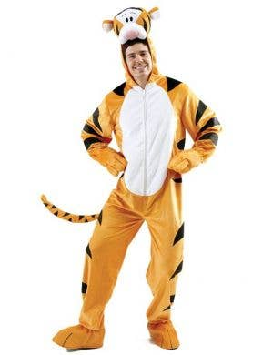 Winnie The Pooh - Deluxe Tigger Costume