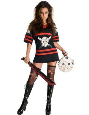 Friday the 13th Miss Voorhees Halloween Costume