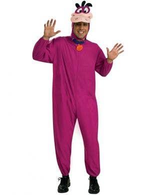Flintstones - Dino Adult Onesie Costume