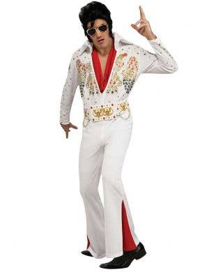 Elvis Presley Men's King Of Rock Costume