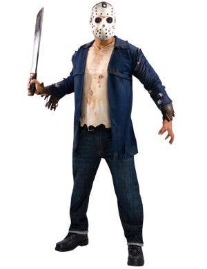 Friday the 13th Men's Jason Voorhees Costume