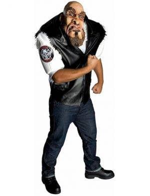 Big Bruizer Motor Psycho Costume