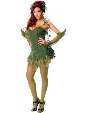 Poison Ivy Officially Licensed Women's Costume