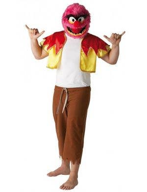 Muppets Adult's Animal Costume Main Image