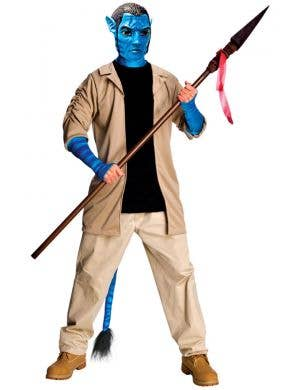 Jake Sully Men's Avatar Costume