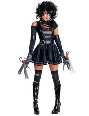 Miss Scissorhands Sexy Women's Halloween Costume