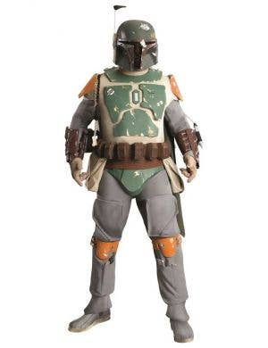 Movie Quality Men's Boba Fett Supreme Edition Costume Front