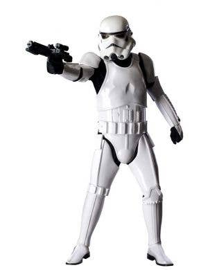 Movie Quality Men's Star Wars Stormtrooper Costume