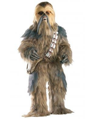 Men's Movie Quality Chewbacca Star Wars Costume