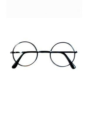 Black Framed Harry Potter Costume Glasses