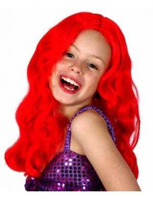 The Little Mermaid Girls Ariel Wig