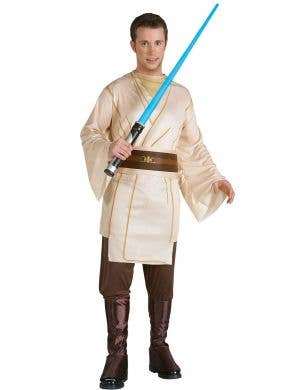 Jedi Knight Men's Star Wars Fancy Dress Costume