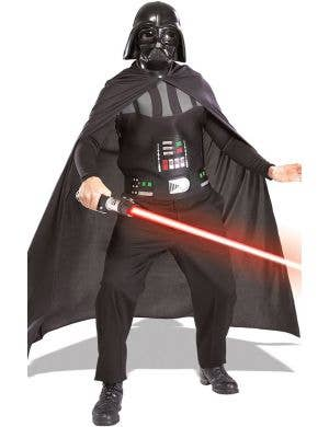 Darth Vader Men's Fancy Dress Costume Main Image