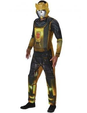 Men's Transformers Bumblebee Autobots Costume