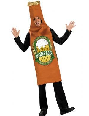Unisex Funny Beer Bottle Oktoberfest Fancy Dress Costume
