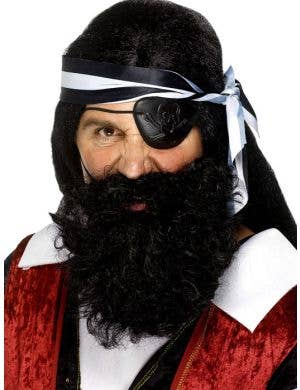 Pirate Beard and Moustache Costume Accessory