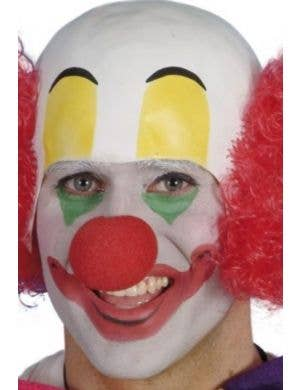 Spongey Red Clown Nose