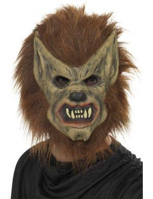 Full Face Warewolf Horror Latex Mask Main Image