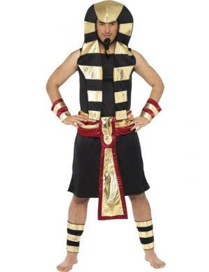 Pharaoh Men's Egyptian Fancy Dress Costume