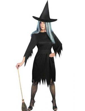 Spooky Witch Budget Women's Halloween Costume