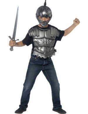 Medieval Knight Kids Costume Accessory Set