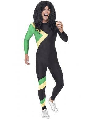 Cool Runnings Adult's Jamaican Bobsled Team Costumes Image 1