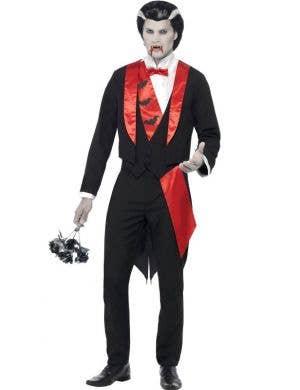 Vampire Leading Man Halloween Costume
