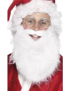 Father Christmas Men's Novelty Beard Costume Accessory