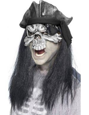 Haunted Swashbuckler Costume Mask