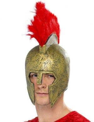 Perseus Trojan Gladiator Costume Helmet