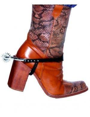 Wild West Cowboy Spurs