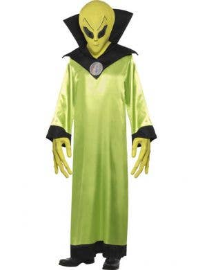 Alien Lord Men's Halloween Costume