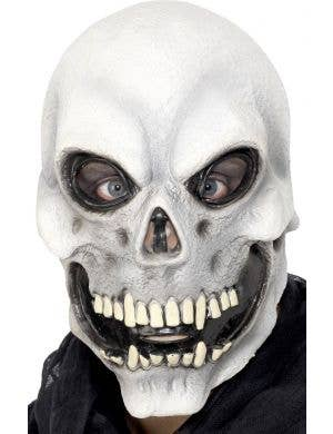 Skull Overhead Adult's Latex Mask