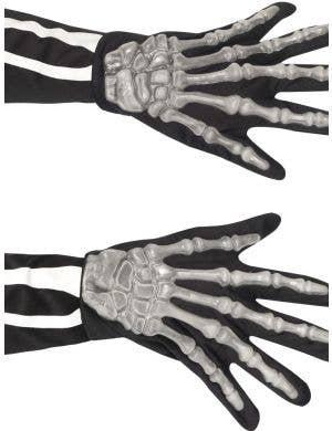 Skeleton Gloves Halloween Accessory