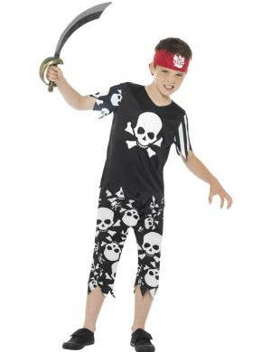 Rotten Pirate Boys Book Week Costume