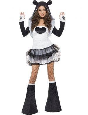 Panda Hottie Sexy Women's Costume