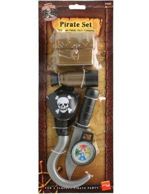 Pirate Buccaneer Costume Accessory Set